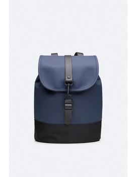Drawstring Backpack by Rains