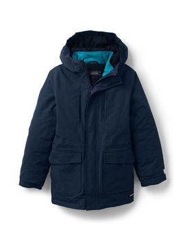 Kids Squall 3 In 1 Waterproof Winter Parka by Lands' End