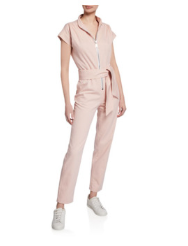 Carolina Ritzler Soul Cap Sleeve Jumpsuit by Carolina Ritzler