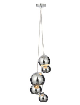 Zoe Cluster Light (H116 50cm X W22cm) by Matalan