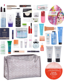 Diamond & Platinum Exclusive! Free 36 Piece Beauty Bag With Any $150 Online Purchase by Online Only