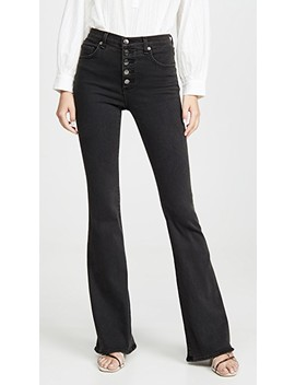 Beverly High Rise Skinny Flare Jeans by Veronica Beard Jean