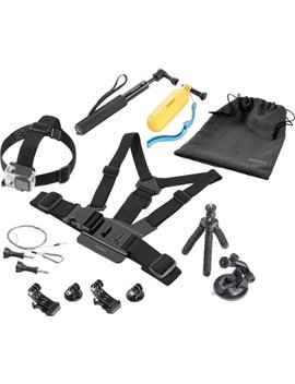Essential Accessory Kit For Go Pro™ Action Camera by Insignia™