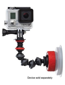 Action Series Suction Cup And Gorilla Pod Arm by Joby