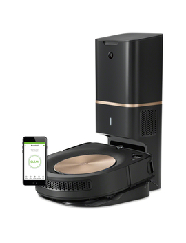 I Robot Roomba S9+ (9550) Wi Fi Connected Robot Vacuum With Automatic Dirt Disposal by I Robot