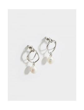 Cercei Cu Perlă Naturală by Mohito