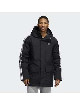 Padded Parka by Adidas