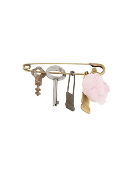 Key Safety Pin by Undercover