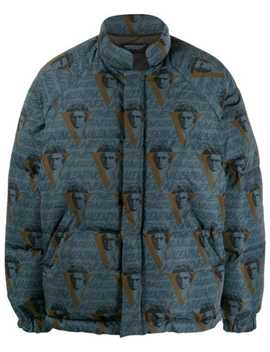 Padded Coat by Undercover