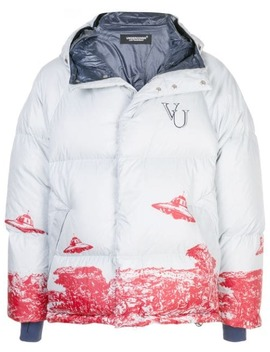 Ufo Padded Jacket by Undercover