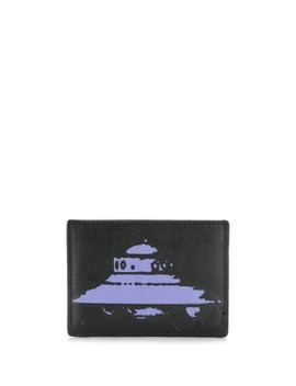 X Undercover Ufo Cardholder by Valentino
