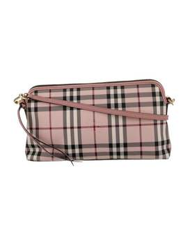 Horseferry Check Crossbody Bag by Burberry