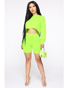 A Little Jealous Bag   Lime by Fashion Nova