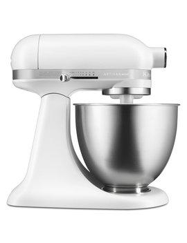 Kitchen Aid Artisan Mini 3.5 Quart Tilt Head Stand Mixer, Matte White (Ksm3311 Xfw) by Kitchen Aid