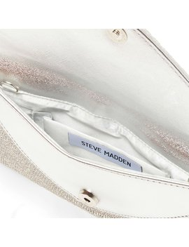 Bswagger Silver by Steve Madden