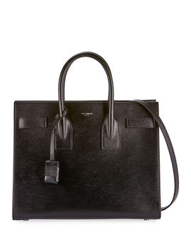 Saint Laurent Sac De Jour Small Smooth Leather Satchel Bag by Saint Laurent