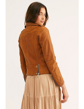 Connie Moto Jacket by Doma