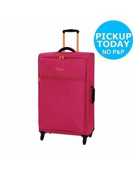 It Luggage The Lite Large 4 Wheel Suitcase   Pink. by Ebay Seller