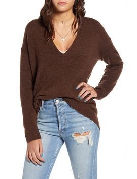 Cozy V Neck Sweater by Leith