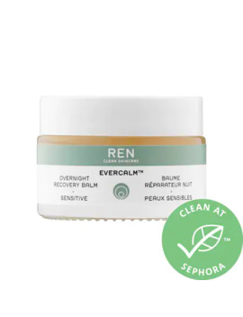 Evercalm™ Overnight Recovery Balm by Ren Clean Skincare