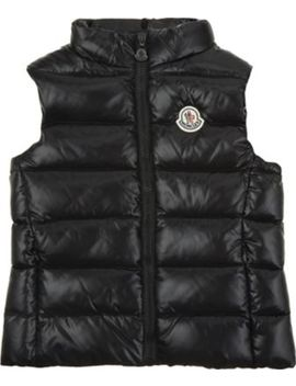 Ghany Goose Down Puffa Gilet 4 14 Years by Moncler