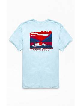 Rocky Mountain T Shirt by Pacsun