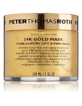 Peter Thomas Roth 24 K Gold Mask Pure Luxury Lift & Firm Face Mask, 5 Oz by Peter Thomas Roth