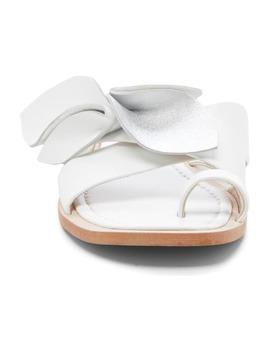 Amure Flat Sandal by Louise Et Cie