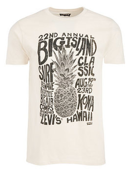 Big Island Surf Classic Graphic T Shirt by General