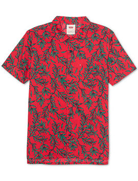 Vine Print Shirt by General