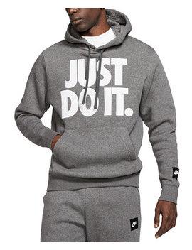 Men's Sportswear Just Do It Fleece Hoodie by General