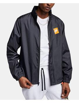 Men's Logo Hooded Jacket by General