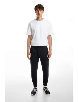 Basic Jogger Trousers  Joggers Trousers Man by Zara