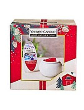 Yankee Candle Electric Melt Burner Gift Set by Asda