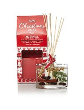 Christmas Spice Botanical Reed Diffuser by Asda