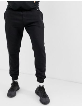 Pull&Bear Slim Fit Jogger Co Ord In Black by Pull&Bear