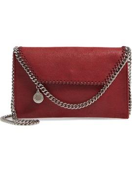 Mini Falabella Shaggy Dear Faux Leather Crossbody Bag by Stella Mccartney