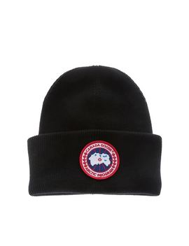 Artic Disc Toque Black Beanie by Canada Goose