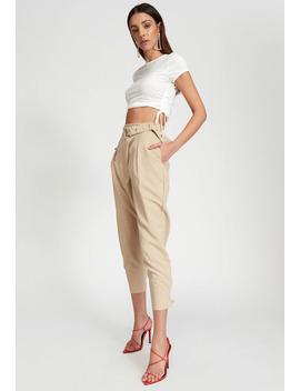 Hypnotize Pant – Tan by Lioness Fashion