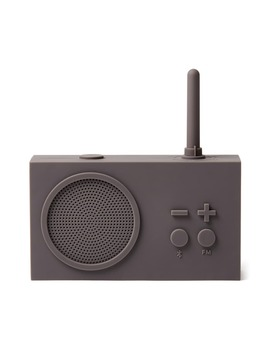 Tykho 3 Am/Fm Radio & Bluetooth® Speaker by Lexon