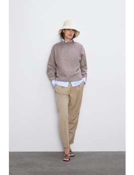 Sweatshirt I Myk Finish Collegegenseredame by Zara