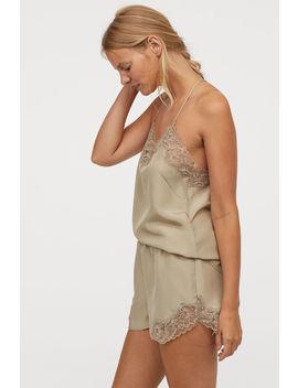 Shorts I Silke by H&M