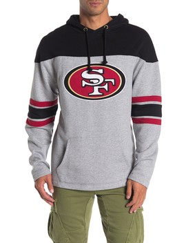 Nfl San Francisco 49ers Hoodie by 47 Brand