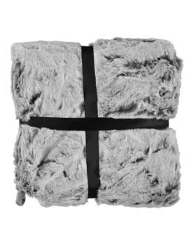 Linea Faux Fur Tree Skirt by Linea