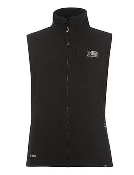 Women's Fleece Gilet Vest From Eastern Mountain Sports by General
