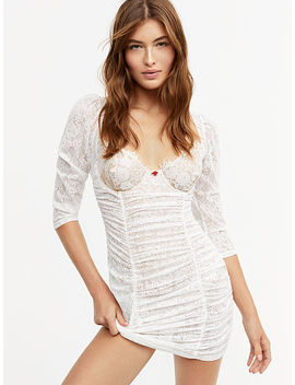 Harlow Lace Slip by For Love & Lemons
