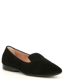 Larrah Suede Dress Loafers by Antonio Melani