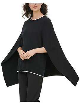 Cape Back Sweater by General