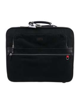 Nylon Rolling Suitcase by Tumi