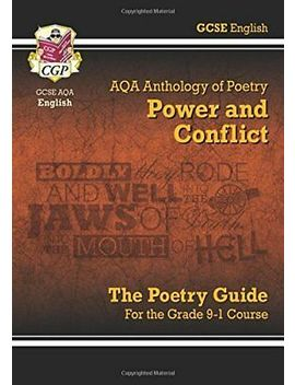 New Gcse English Literature Aqa Poetry Guide: Power & Conflict Anthology   Fo. by Ebay Seller